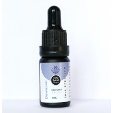 КБД масло CBD Oil 10% DEWAXED 10ml