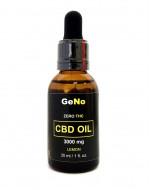 CBD Oil 3000mg Lemon