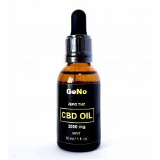 КБД масло CBD Oil 3000mg  GeNO  Mint