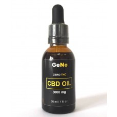 КБД масло CBD Oil 3000mg  GeNO