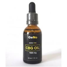 CBG масло CBG Oil 1500mg GeNO